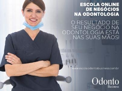 A Sua Escola Online de Negócios na Odontologia